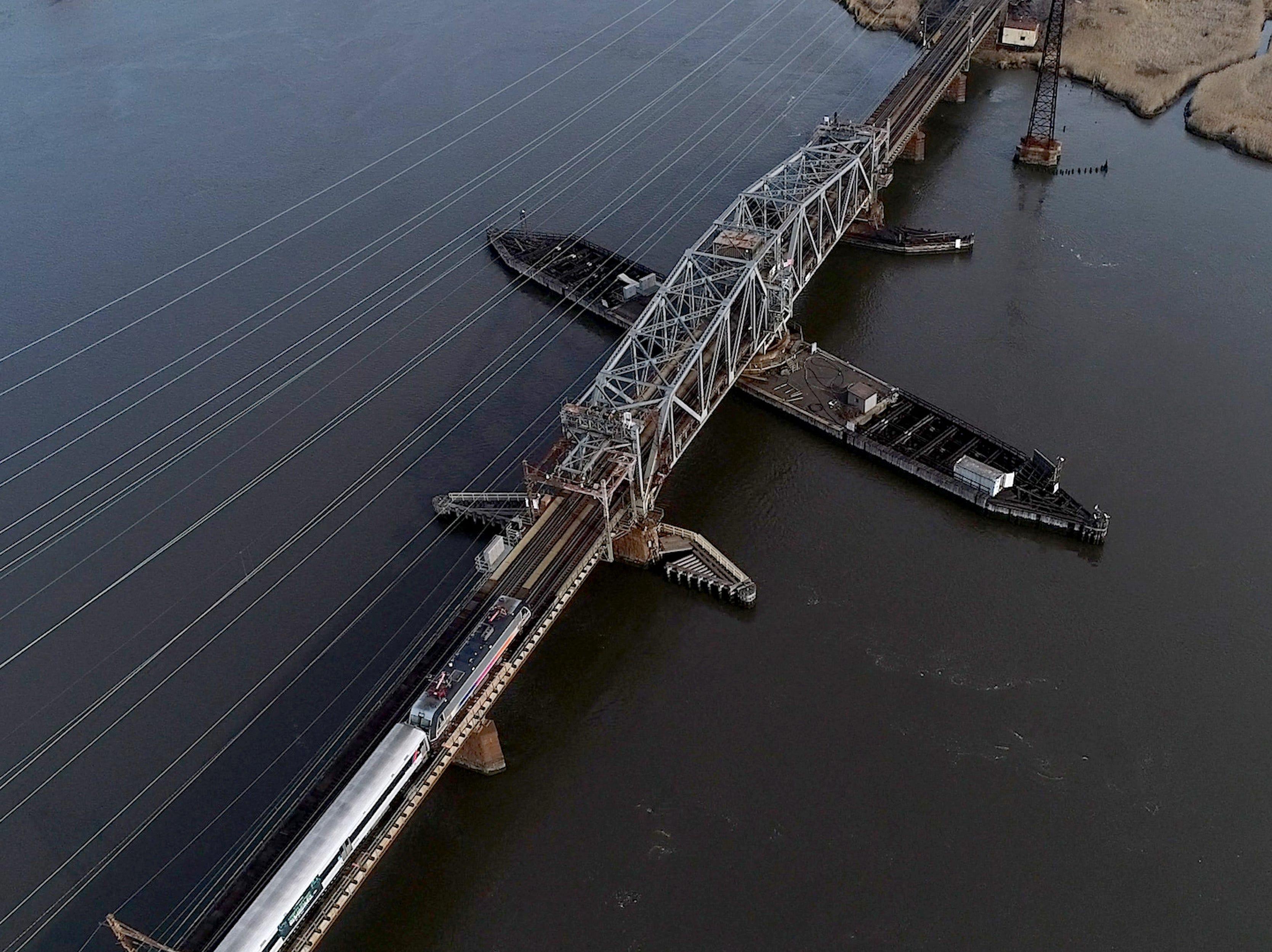 Portal Bridge to be replaced