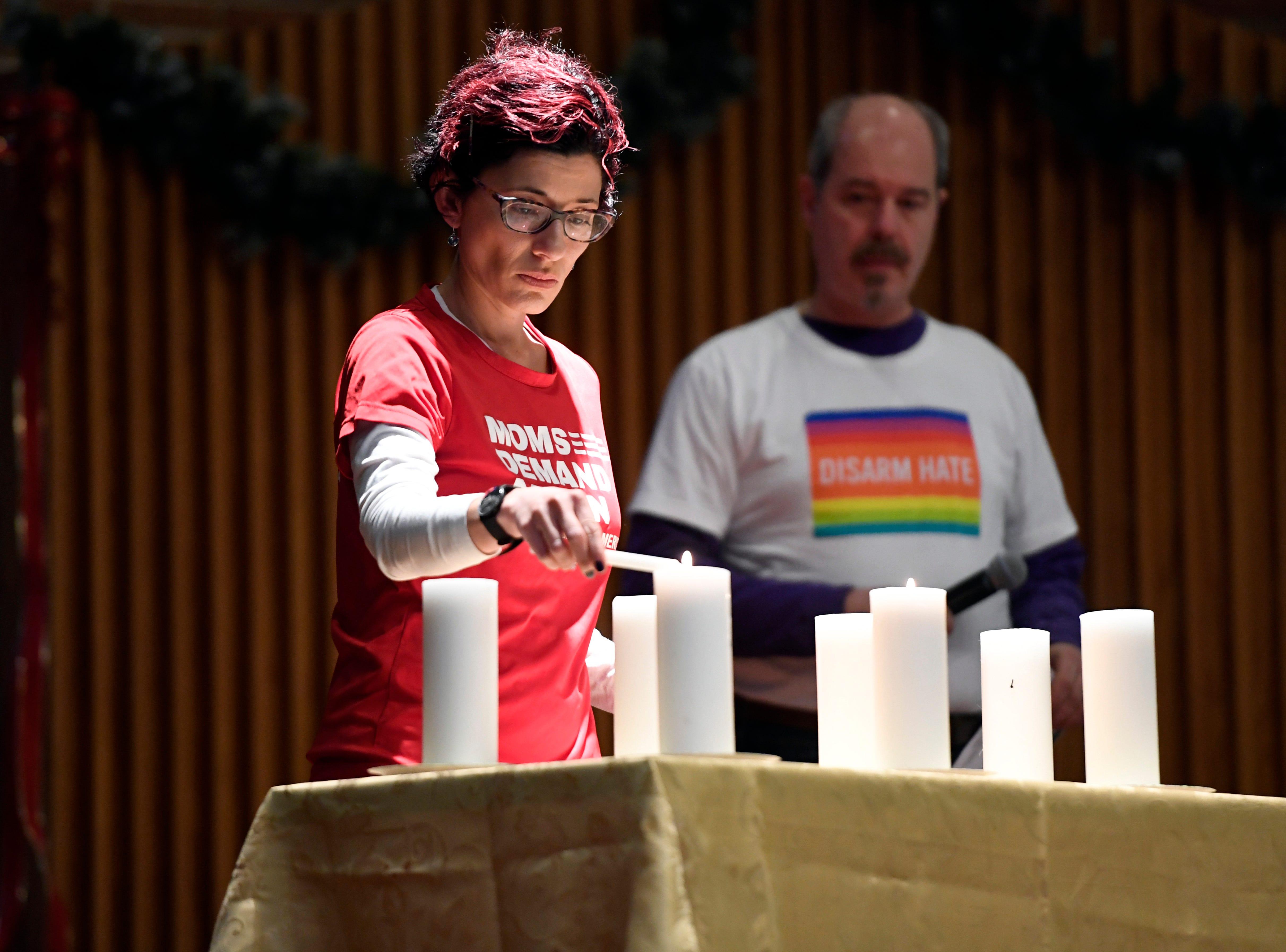 Sandy Hook vigil fosters new sense of hope for gun law advocates