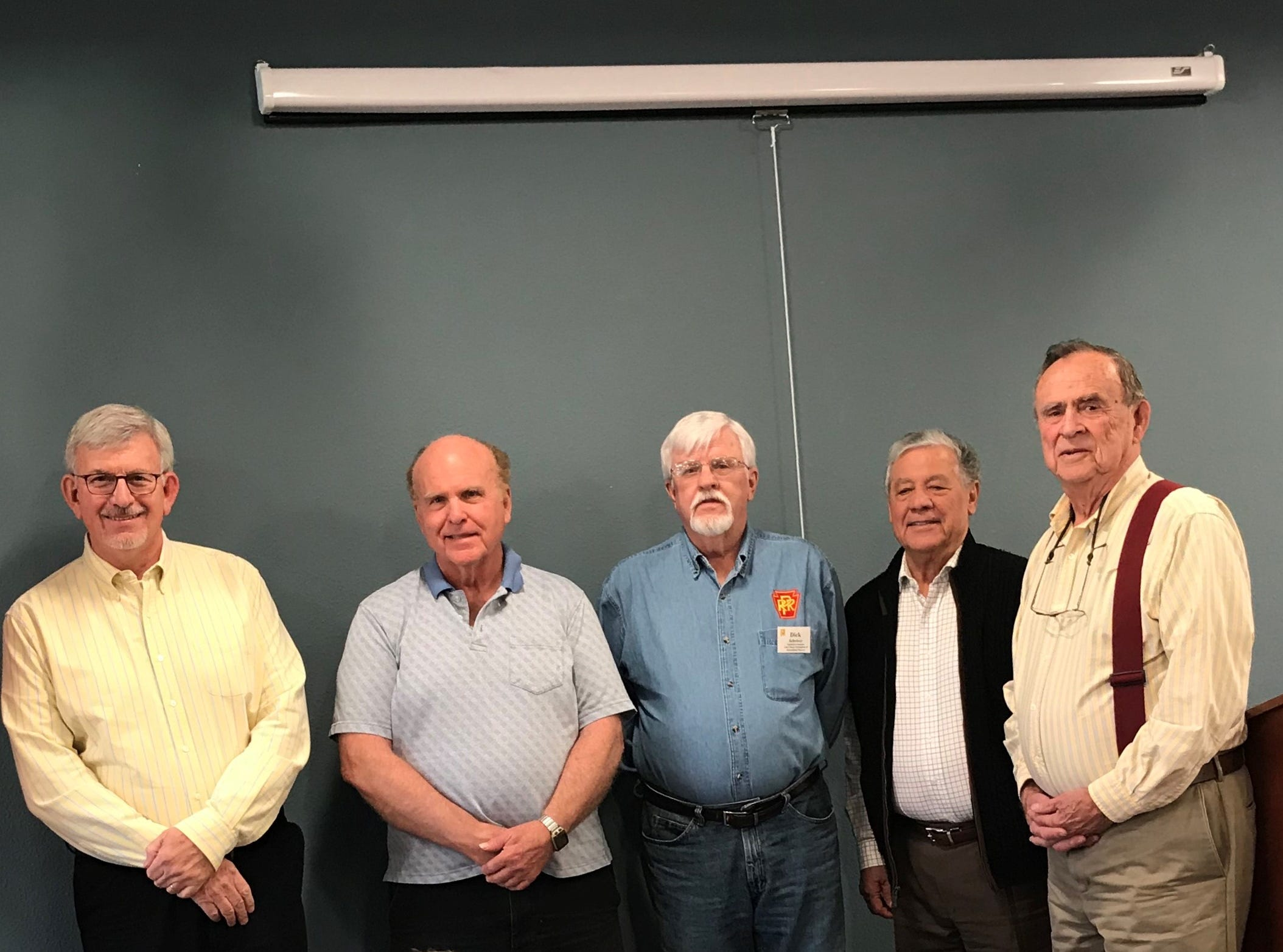 Las Cruces Association of Educational Retirees veterans honored