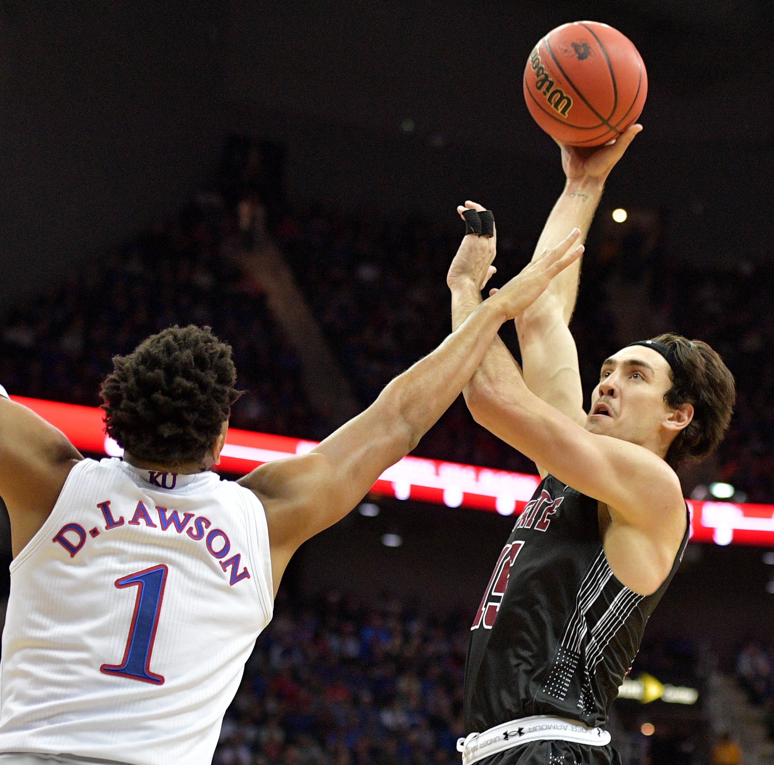 New Mexico State's  Ivan Aurrecoechea named WAC Player of the Week
