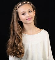 Mia Simpson will perform the role Clara in the Nutcracker at the Spence Theater.