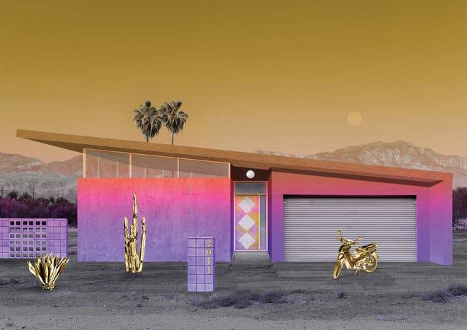 """Gold"" by Habitat Legit"