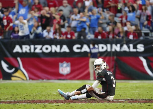 Detroit Lions Vs Arizona Cardinals