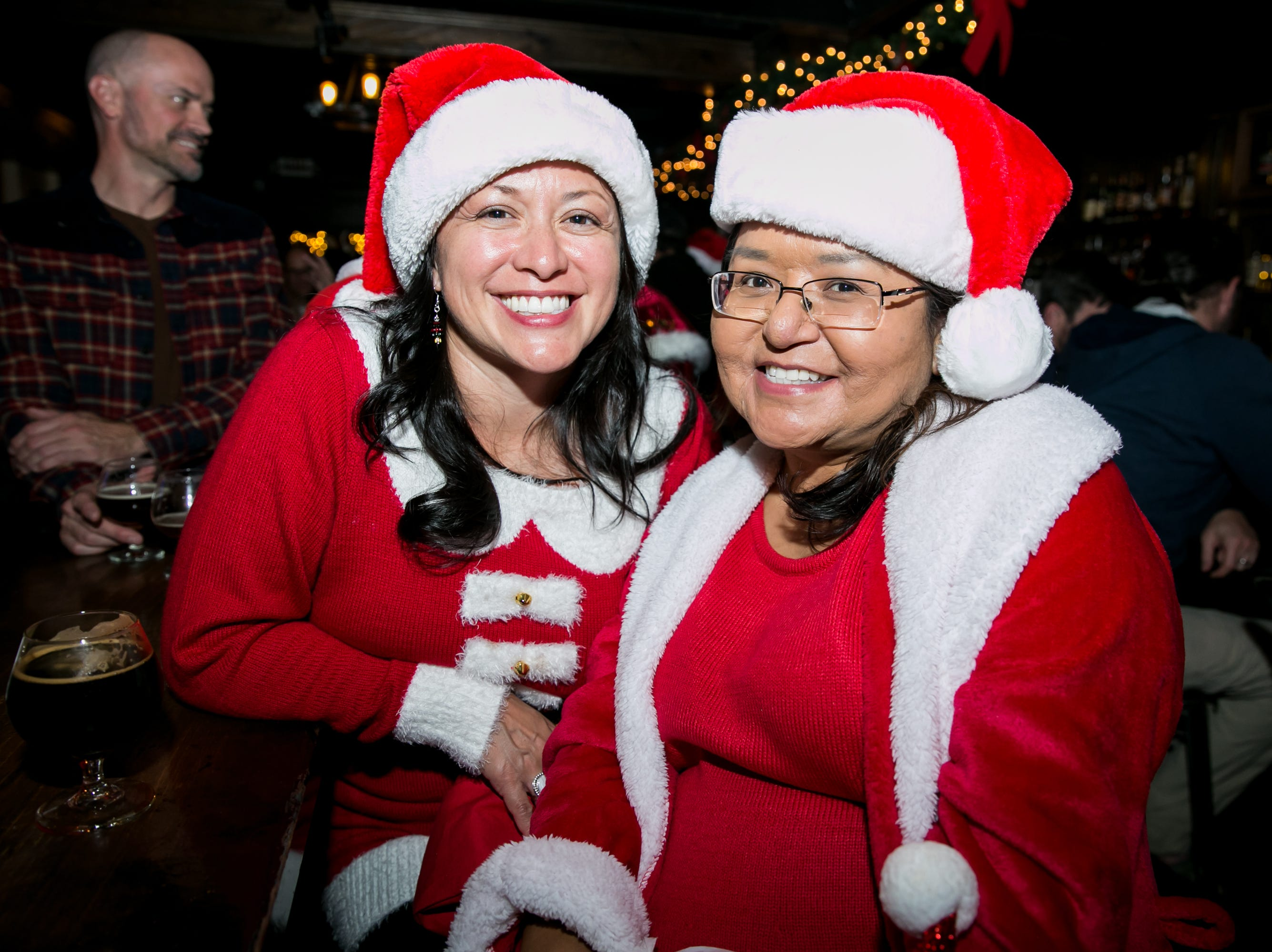 Great times were had at The Kettle Black during Santarchy on Saturday, December 8, 2018.