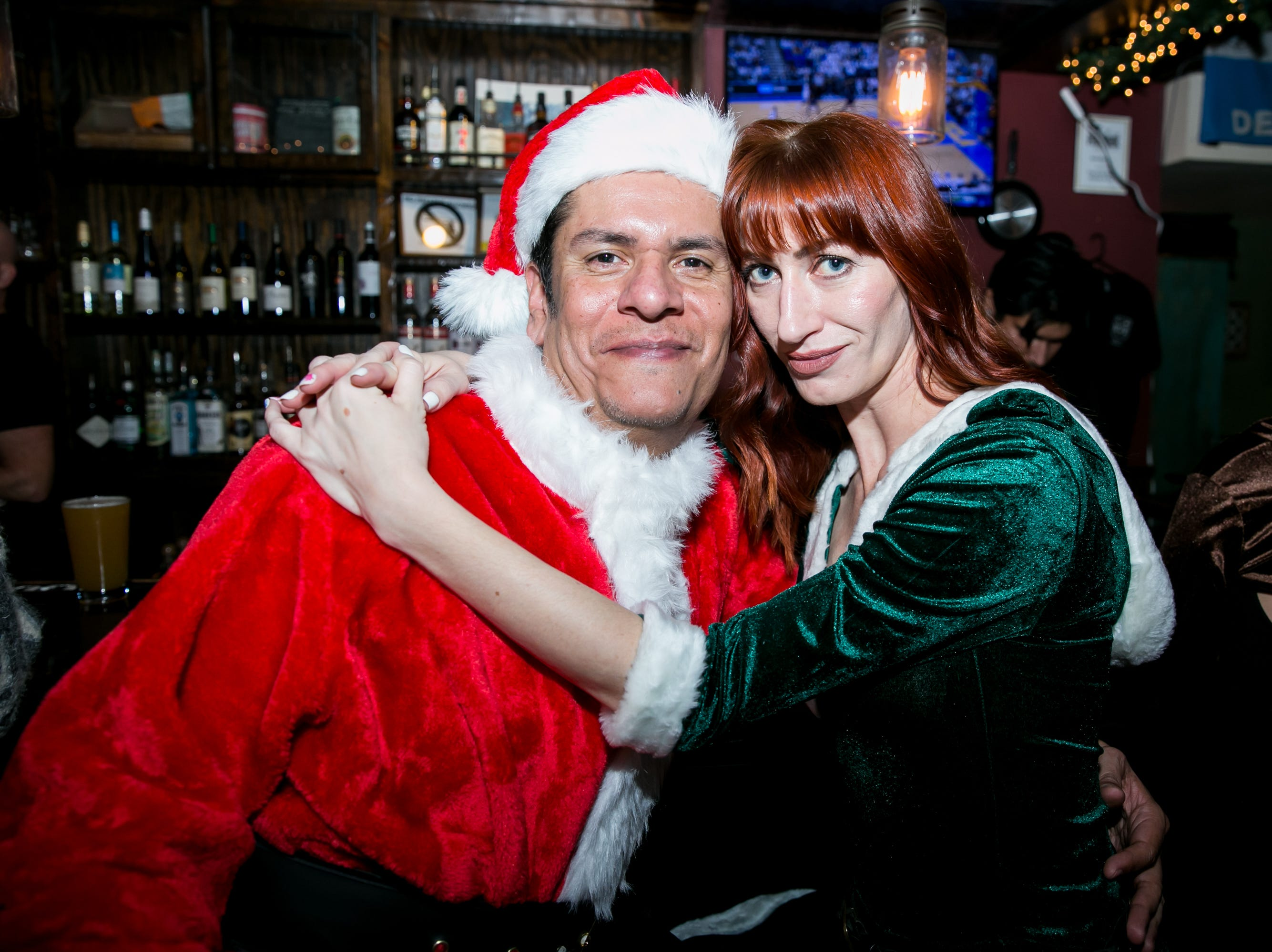 These two looked great during Santarchy on Saturday, December 8, 2018.