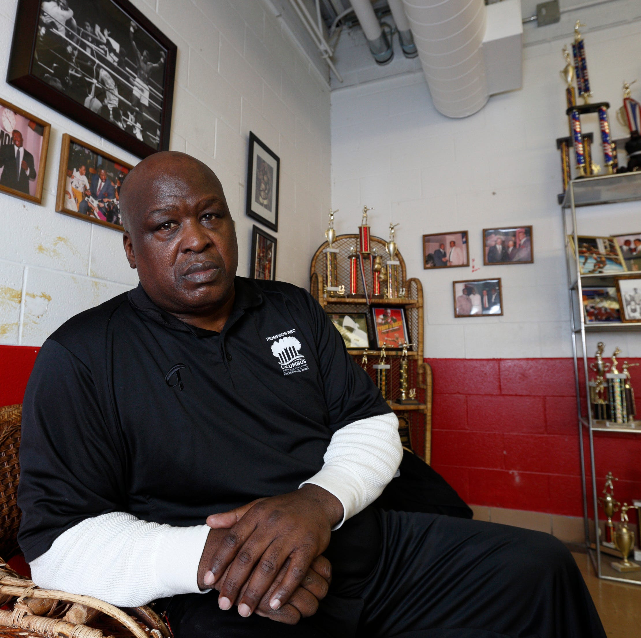McCurdy: Buster Douglas is the reason we like sports