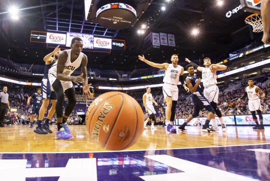 Grand Canyon faced an old foe in California Baptist Saturday night.