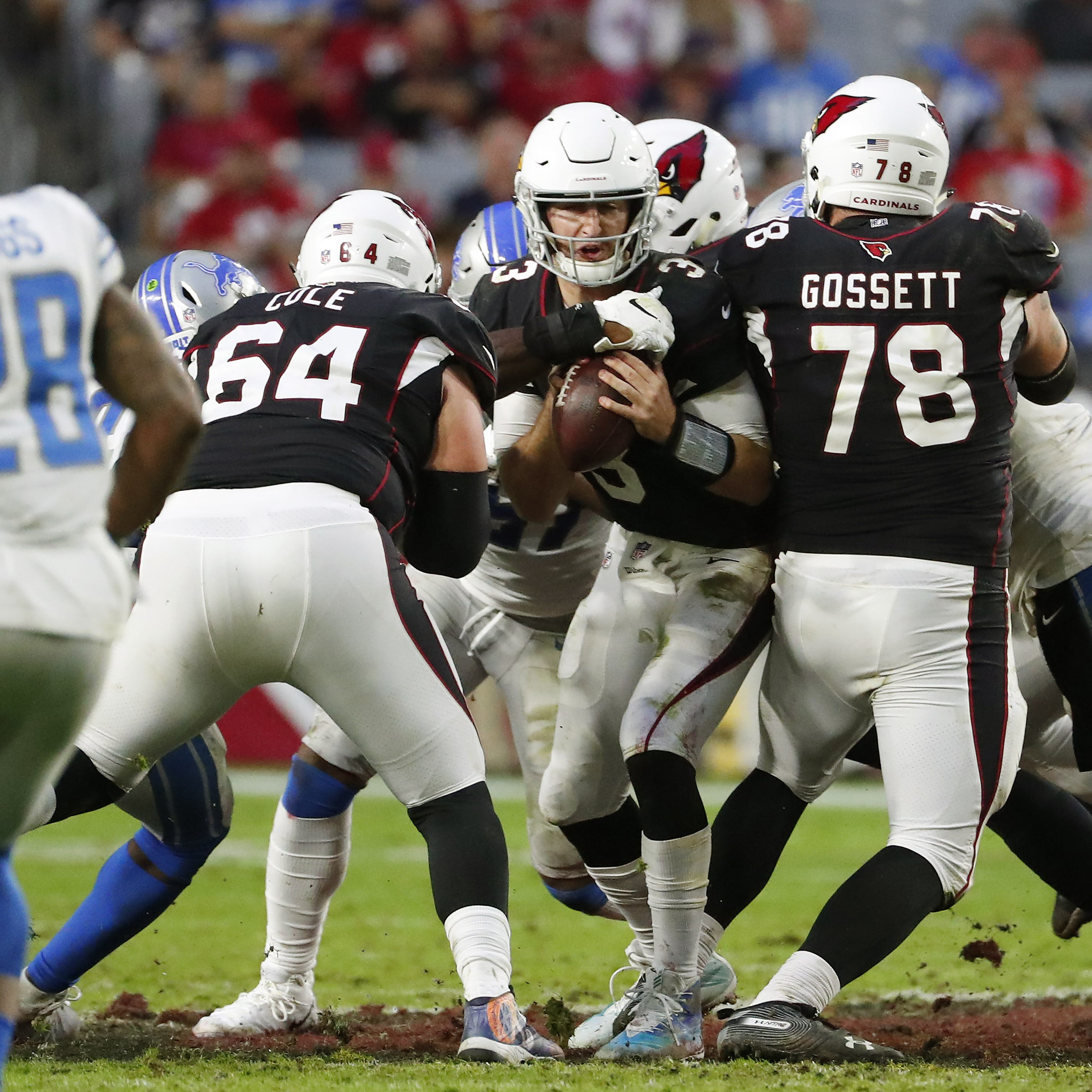 Arizona Cardinals hold second pick in 2019 NFL draft