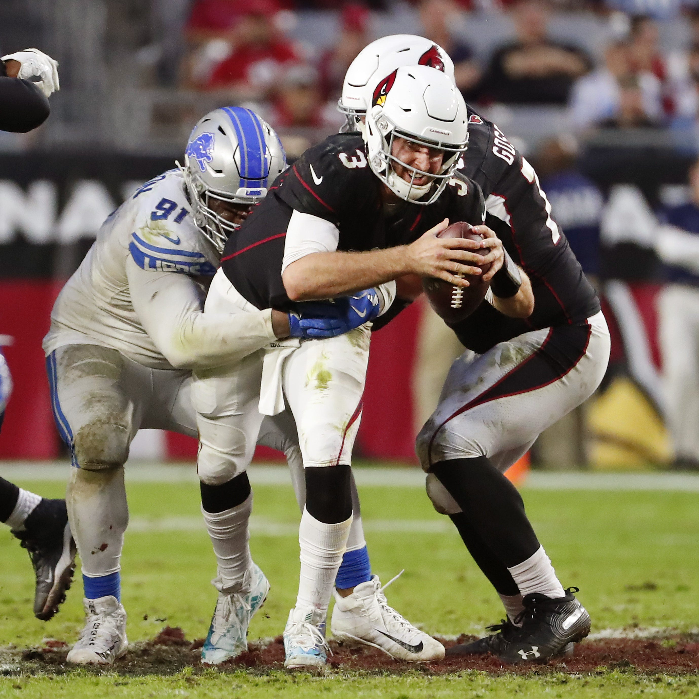 Cardinals offense manages to underachieve against Lions despite already low expectations