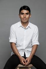 """Antes de """"Roma"""", Jorge Antonio Guerrero participó en la serie de Luis Miguel, interpretando al cadete Tello."""