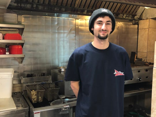 Annville-resident Colton Light, who turns 23 in January, opened Light's Diner on Dec. 1