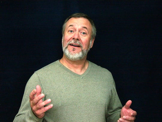 """One of Dennis Dewey's presentations on Sunday will be """"Why Jesus Never Wrote a Book."""""""