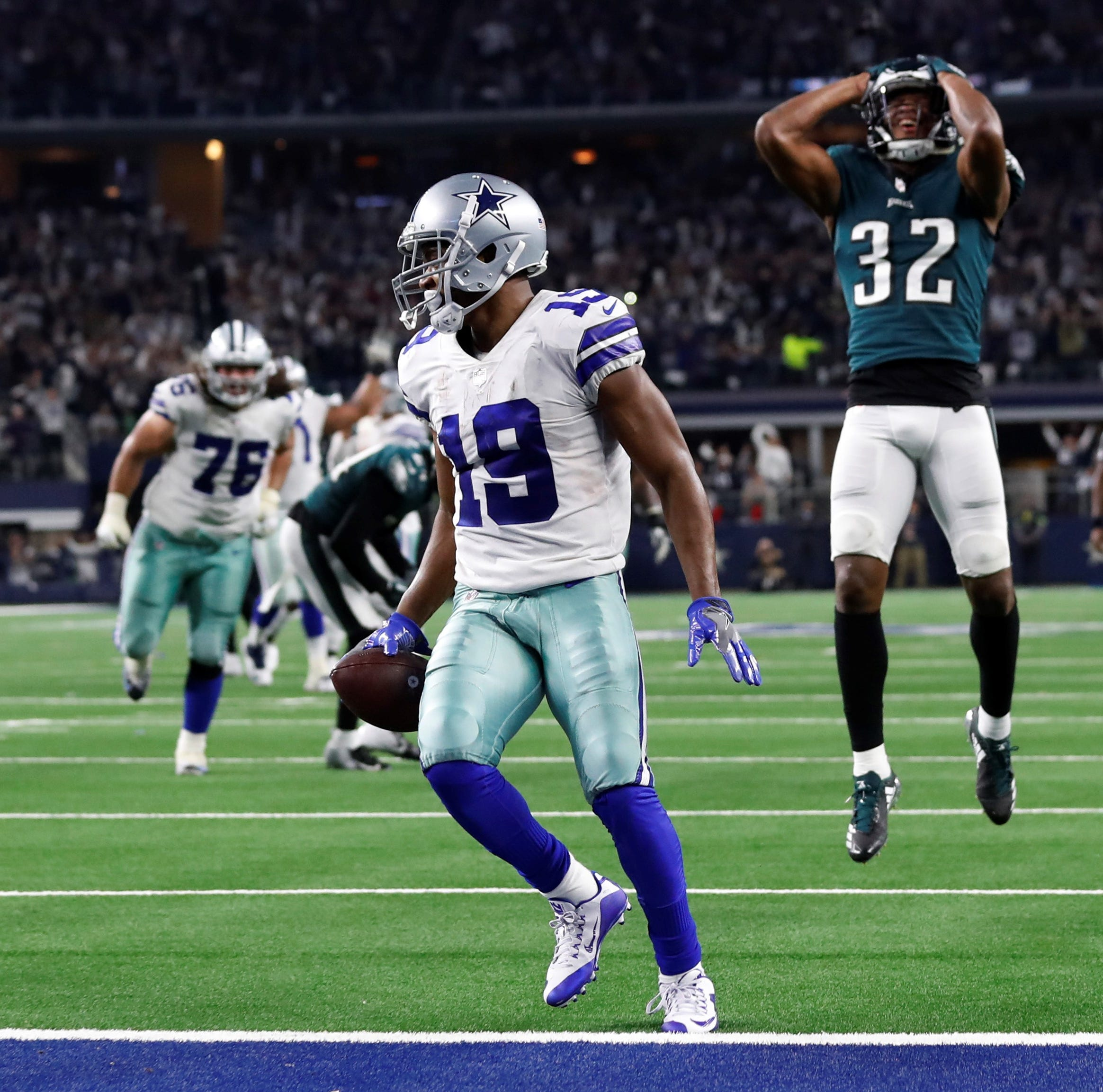 Philadelphia Eagles fall in overtime against Dallas Cowboys, 29-23, drop to 6-7 on season