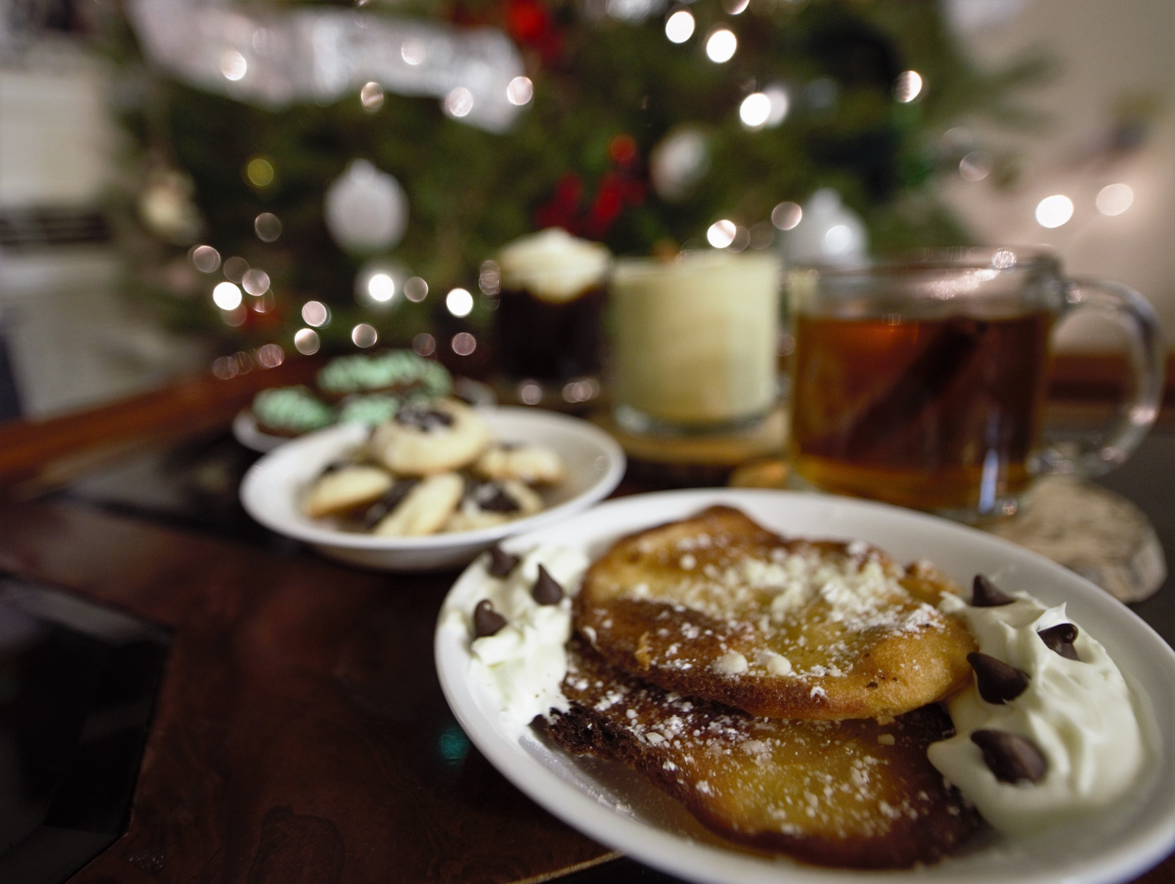 Delicious holiday hacks: Cookies and Cocktails