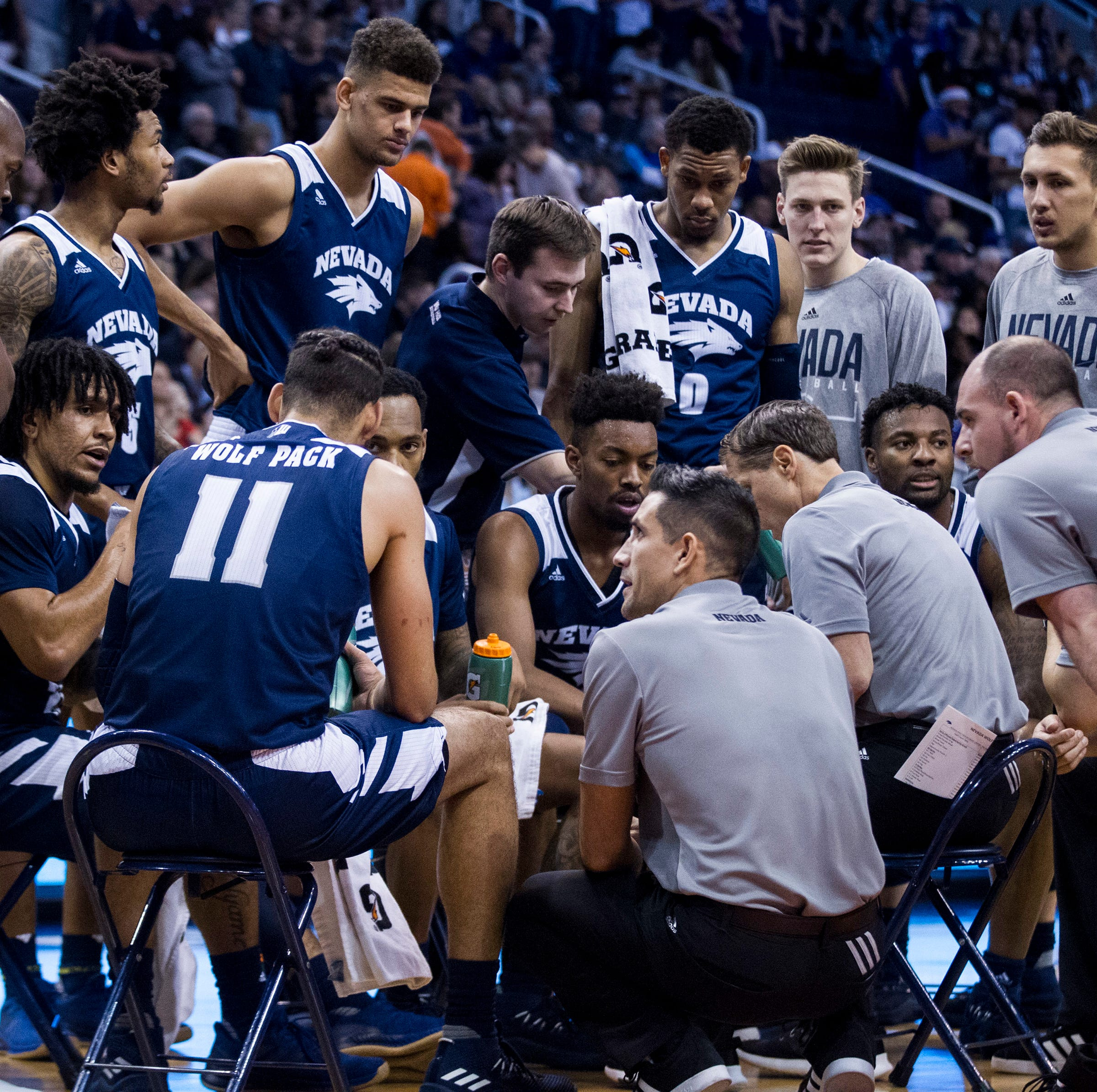 Nevada basketball wins twice, but drops to No. 7 in major polls