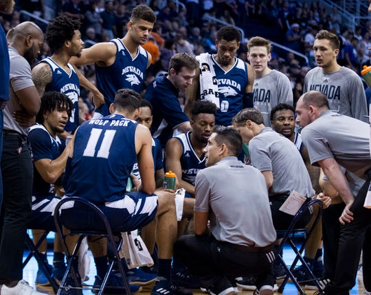 Nevada is seeking its 20th win of the season Tuesday night against UNLV.