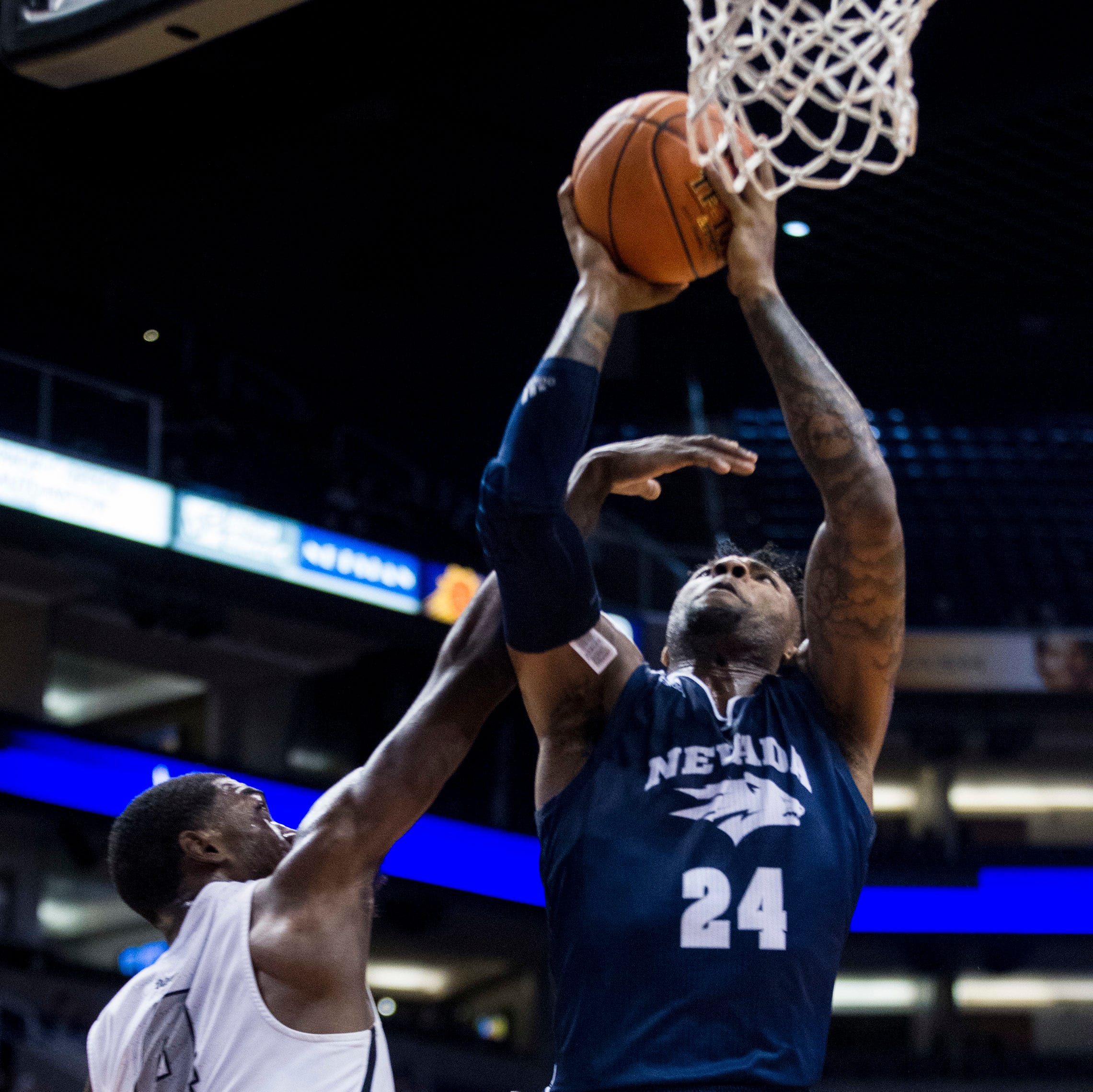 No. 6 Nevada rallies late to beat Grand Canyon