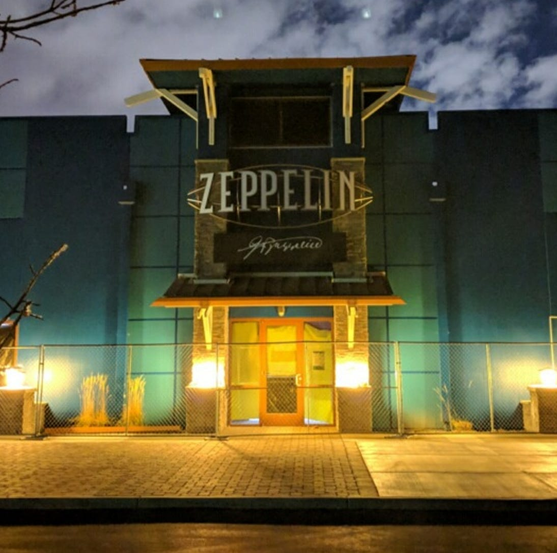 Zeppelin restaurant to open by Christmas in South Reno