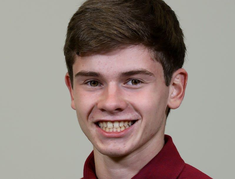 Zach Gauronski of Penfield