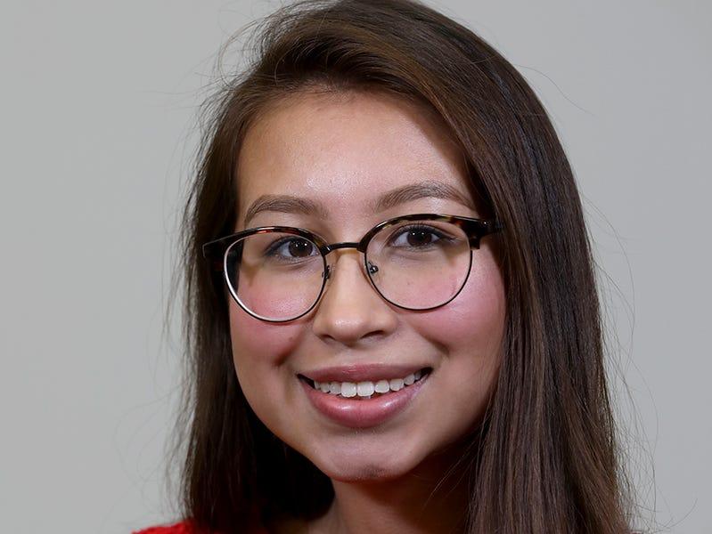 Stephanie Romero of Webster