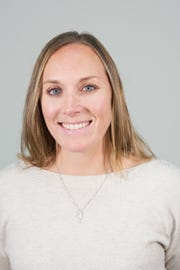 Pittsford Mendon field hockey coach Kara Carpenter