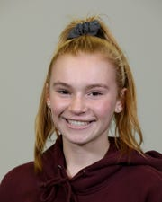 Jessica Bodewes of Pittsford Mendon