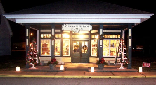 The Vienna Heritage Museum 303 Race St Headquarters For The Vienna Md Luminarias