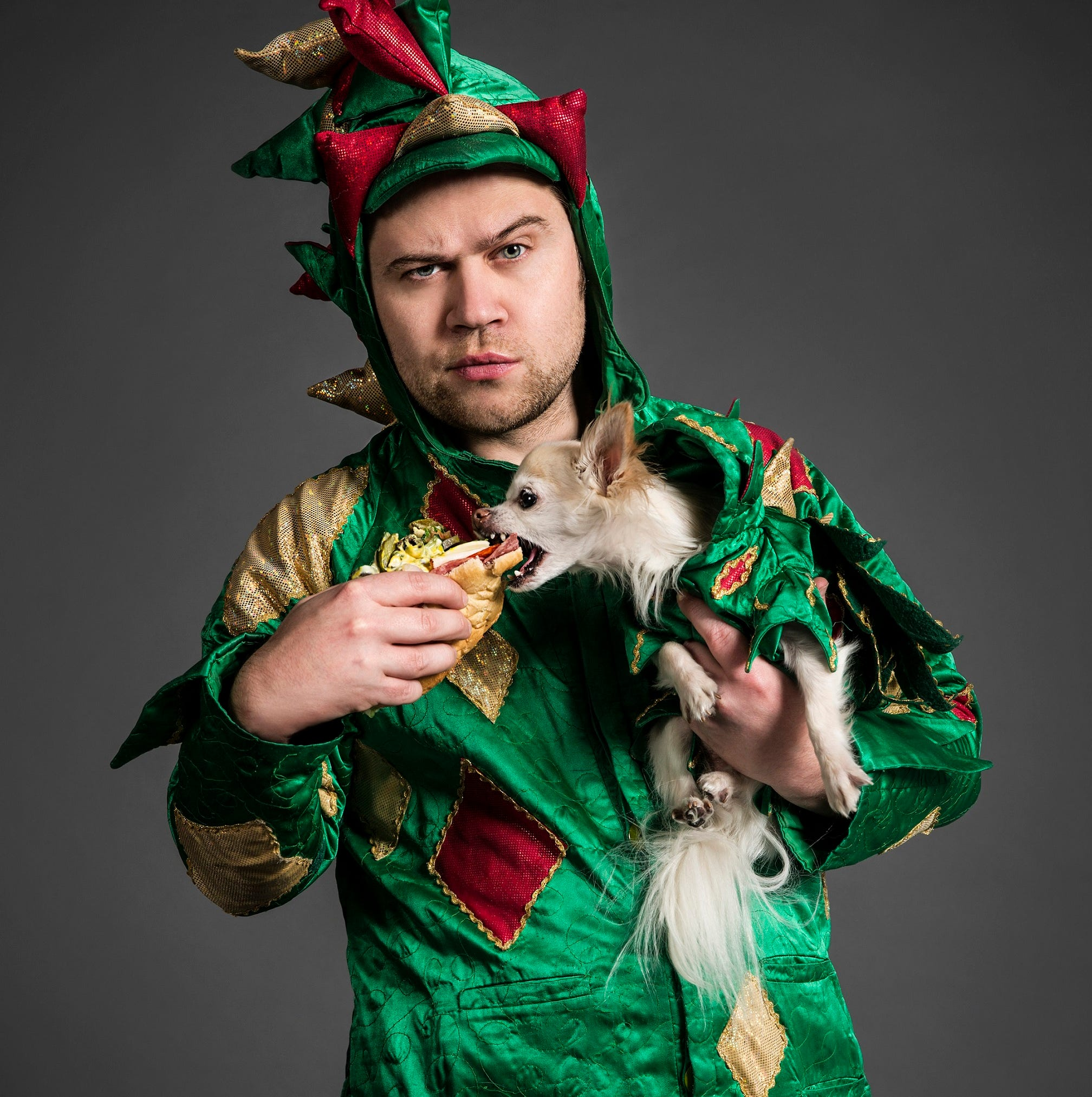 Half magic, half comedy, all dragon: Piff the Magic Dragon coming to Sioux Falls