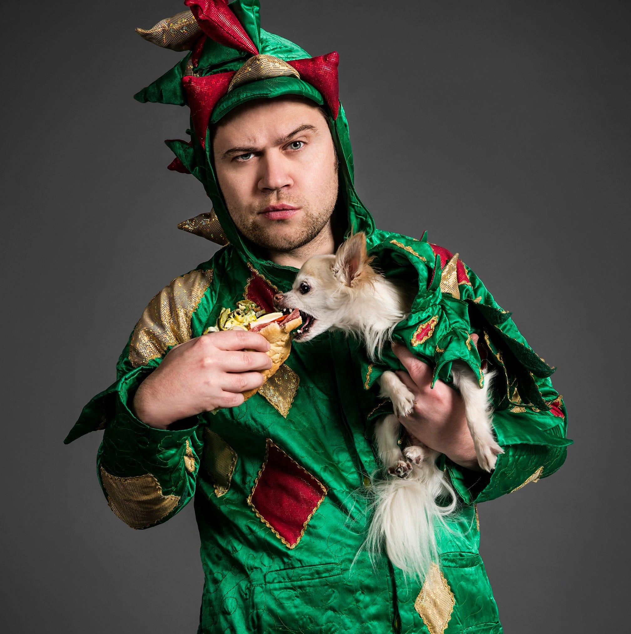 Half magic, half comedy, all dragon: Piff the Magic Dragon coming to Sioux Falls