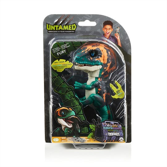 Fingerling Dinosaurs and Dragons