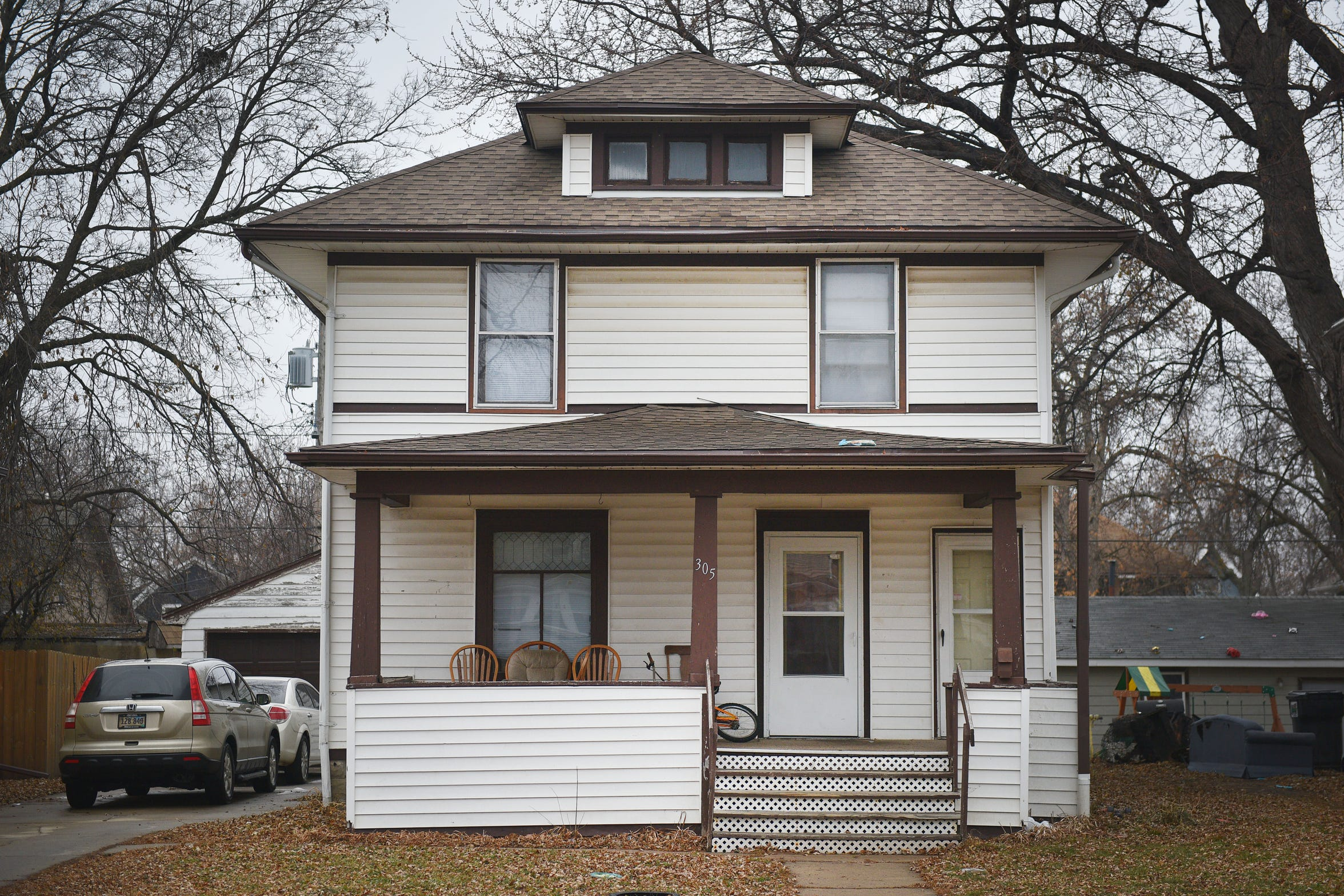 Ellabeth Lodermeier lived at 305 N. Indiana Ave. before she went missing in 1974 in Sioux Falls. Friday, Nov. 30.