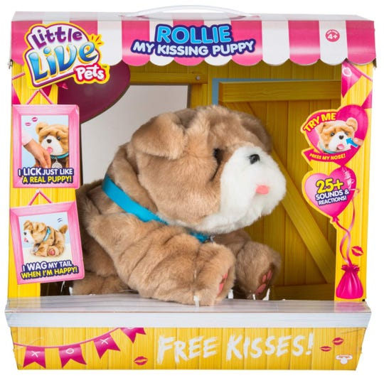 My Kissing Puppy – Rollie