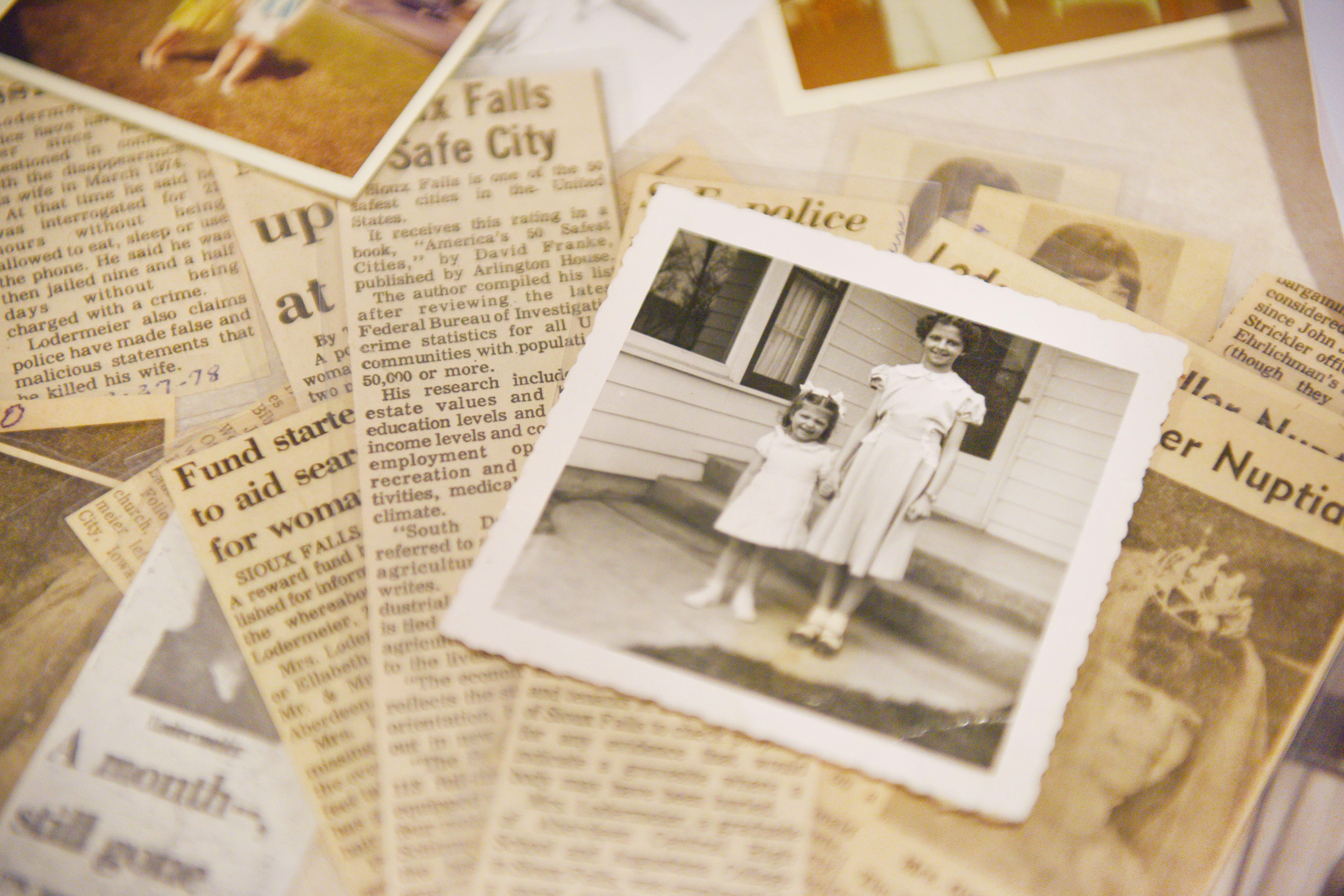Ellabeth Lodermeier: Reporter investigates disappearance