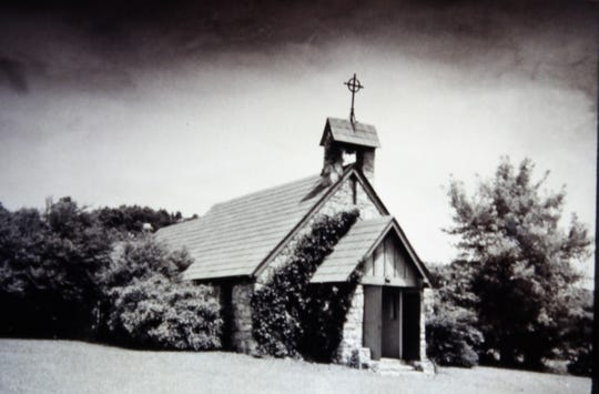 the church in the 1940s