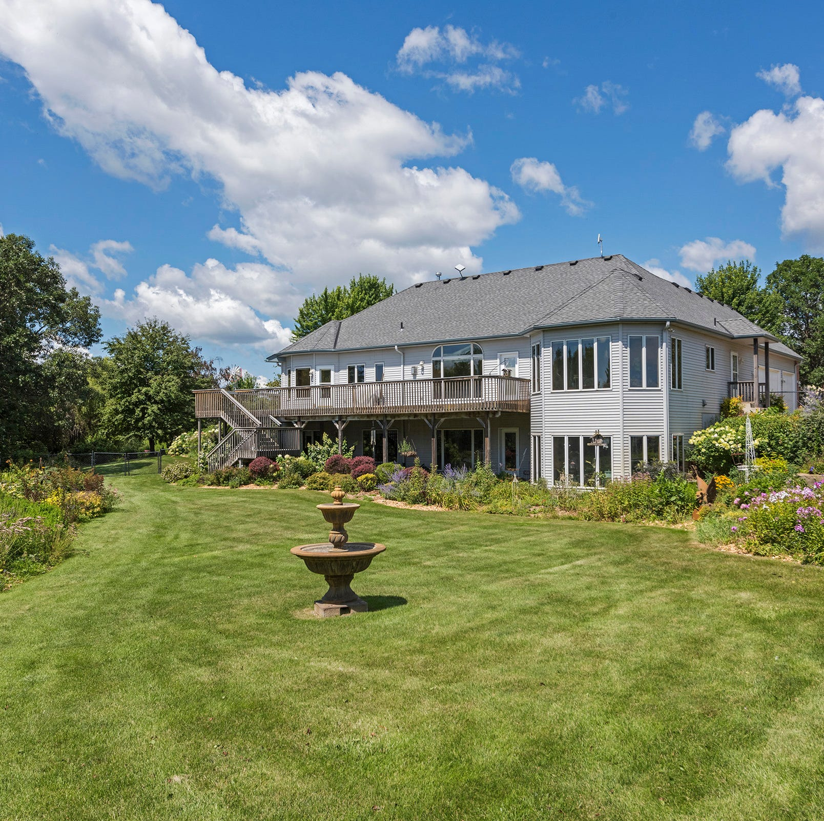 Mansion on the market: Peaceful retreat on 10 acres