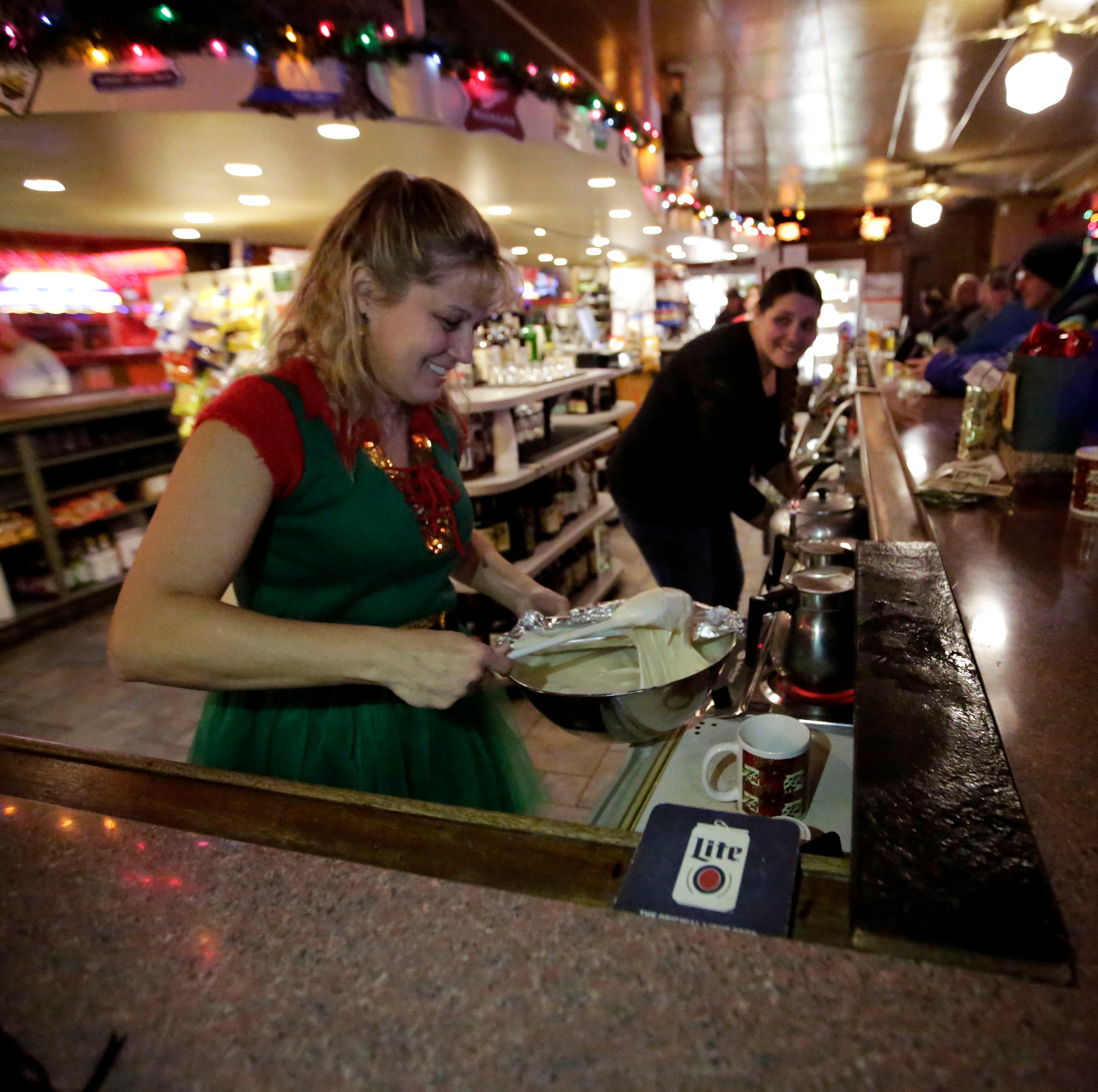 Holiday hot drinks are a secret worth sharing at the Domino Bar in Wausau