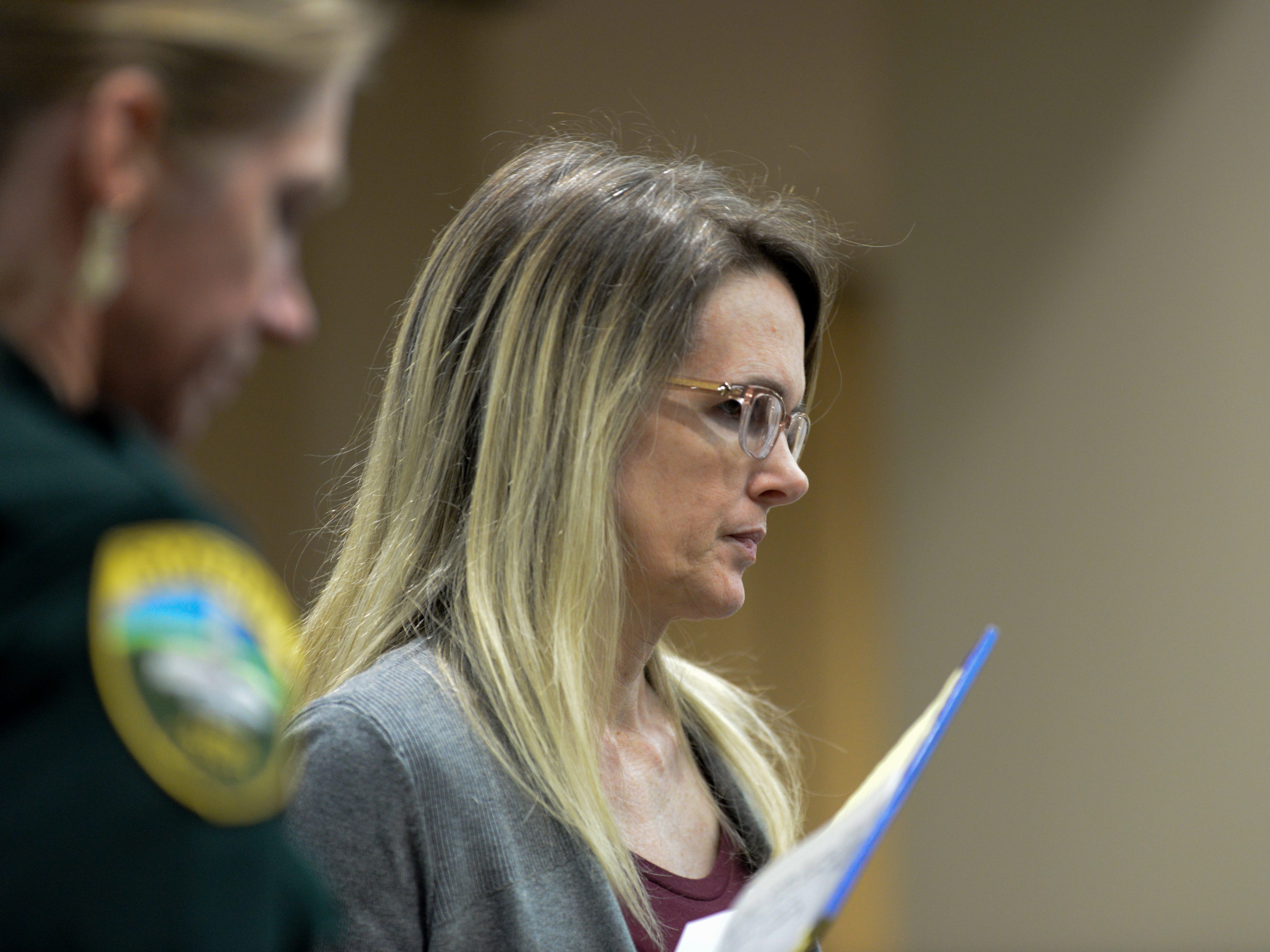 First jurors being brought in for Denise Williams' murder trial