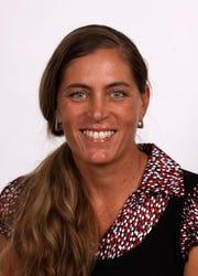 Lonni Alameda, women's softball coach at Florida State University.