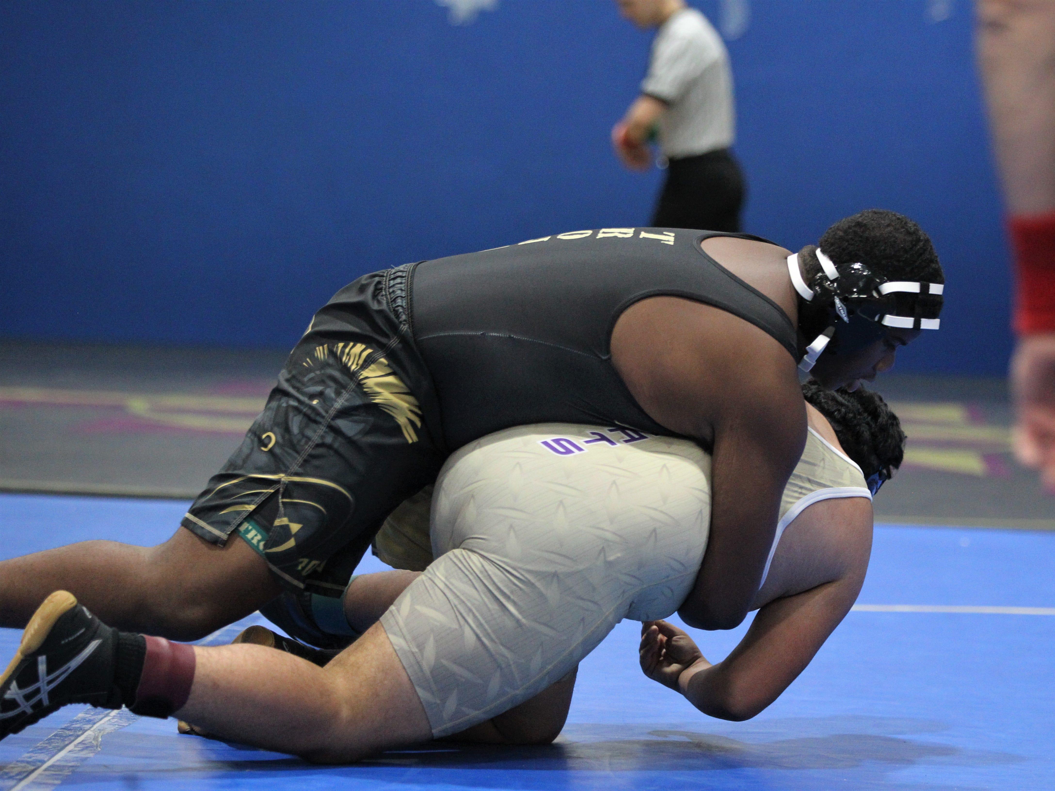 Cam Brown Seminole Classic wrestling tournament at Florida High on Dec. 7-8, 2018.