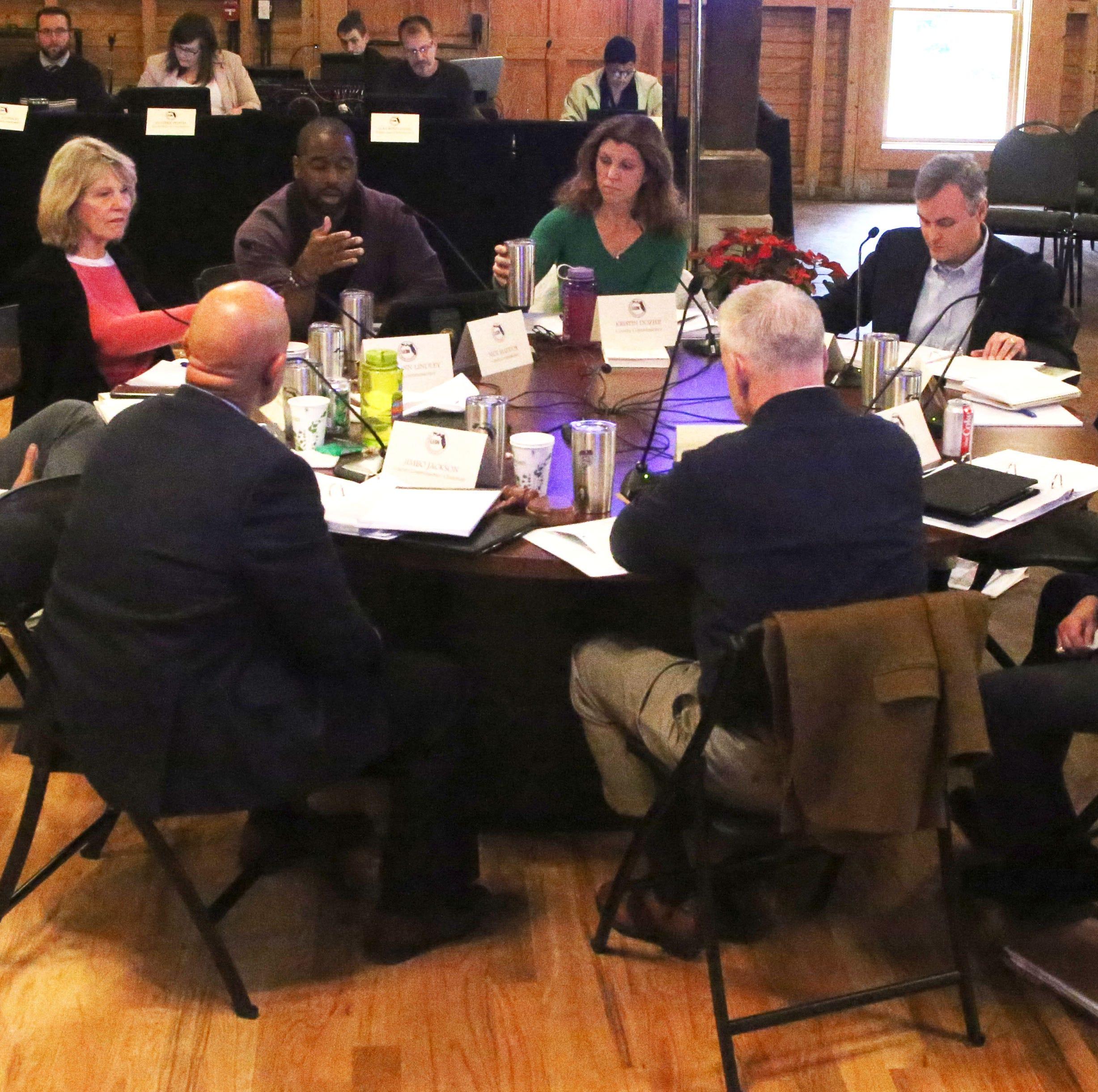 Leon County commissioners set new initiatives