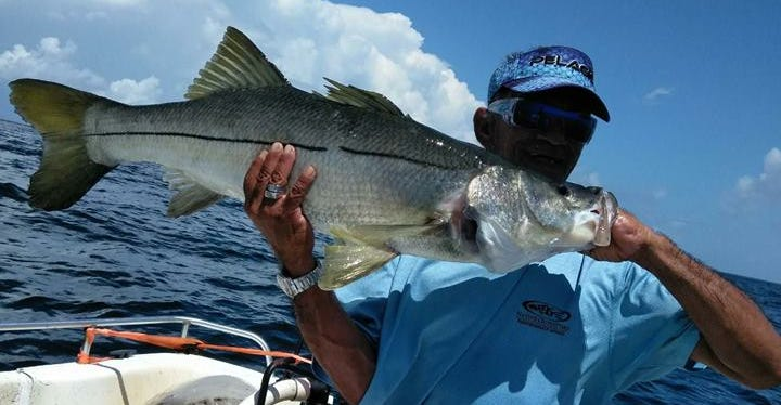 "Jose ""Snook Slayer"" Abrego of Stuart wants to remind anglers snook season opens Friday along Florida's Atlantic Coast."