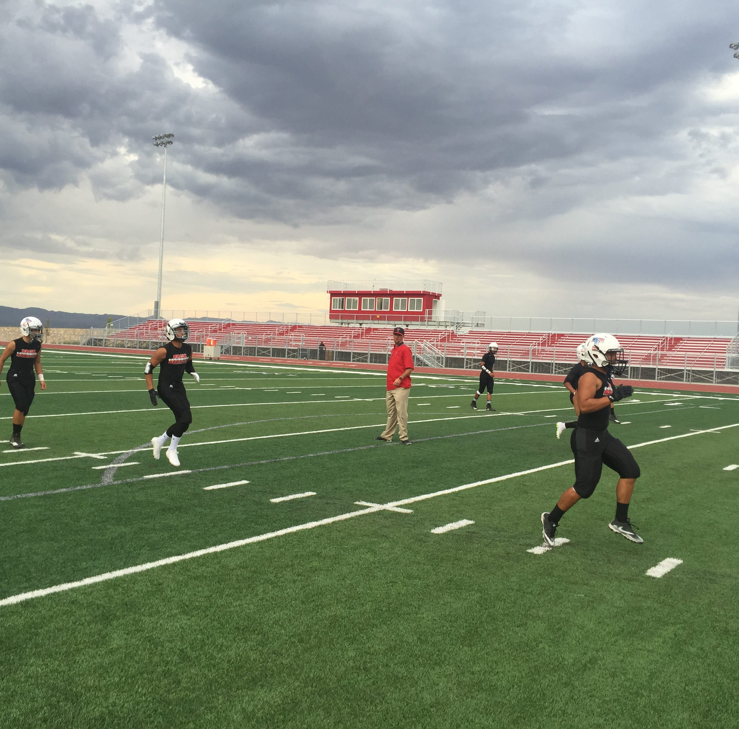 Tornillo High School football program featured on 'Religion of Sports' documentary
