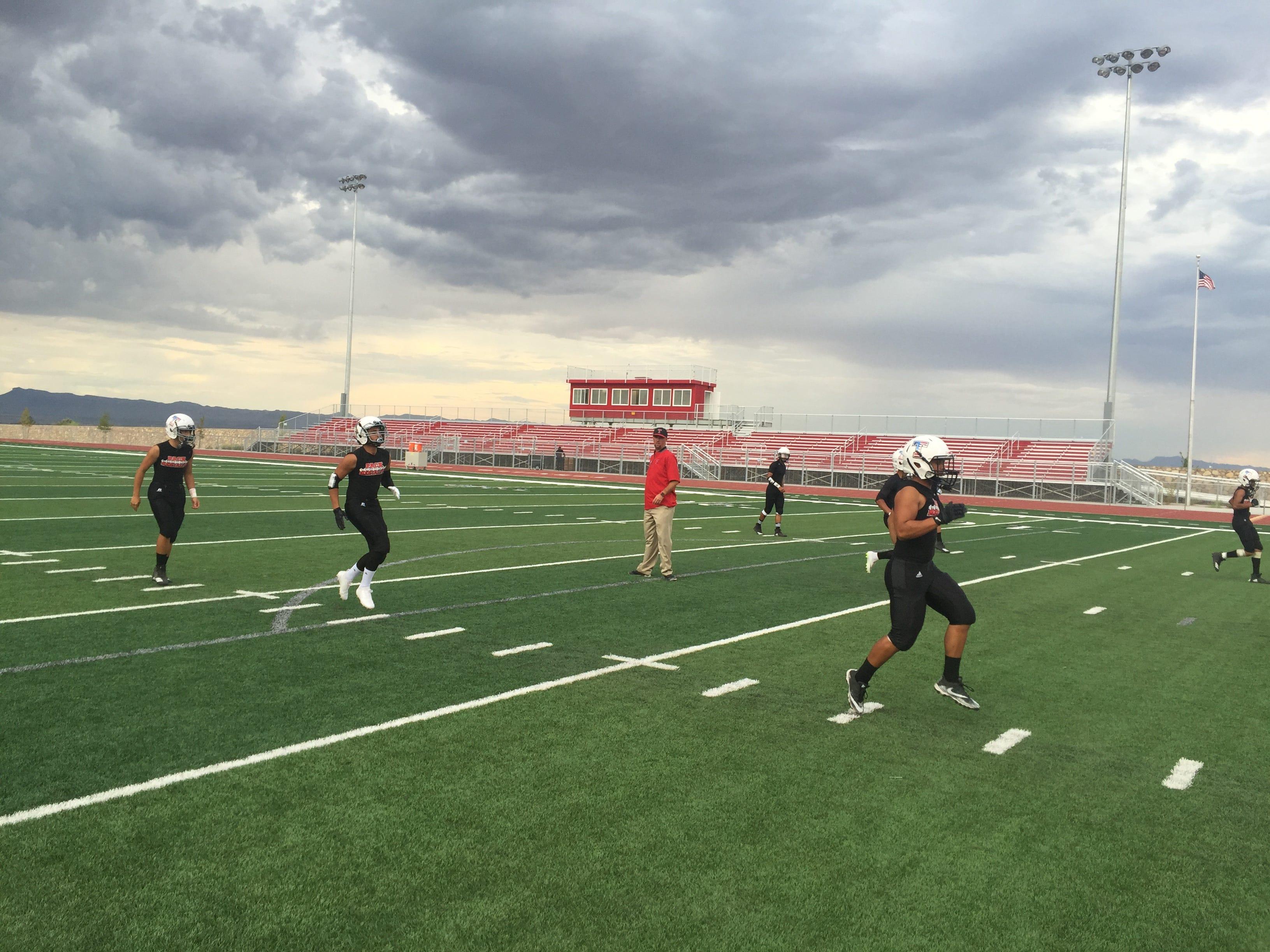 Tornillo High School football program featured on 'Religion of Sports' documentary
