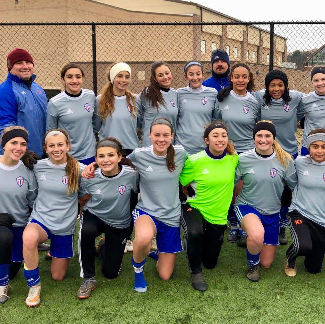 Soccer: Millville Pride U-16 wins tourney title