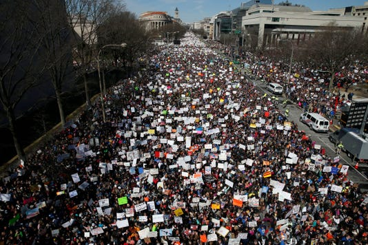 March For Our Lives Activists