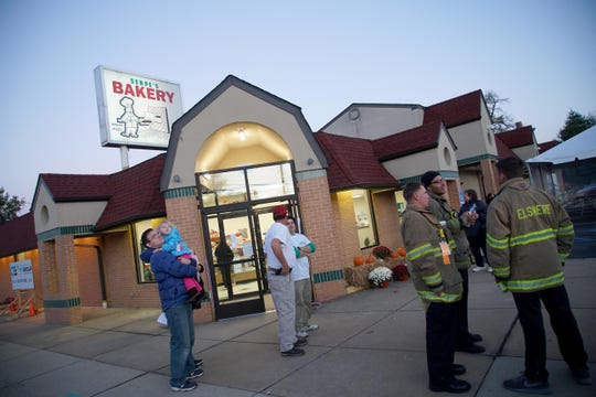 After a devastating Christmas Eve fire in 2016, Serpe's Bakery in Elsmere reopened in 2017.
