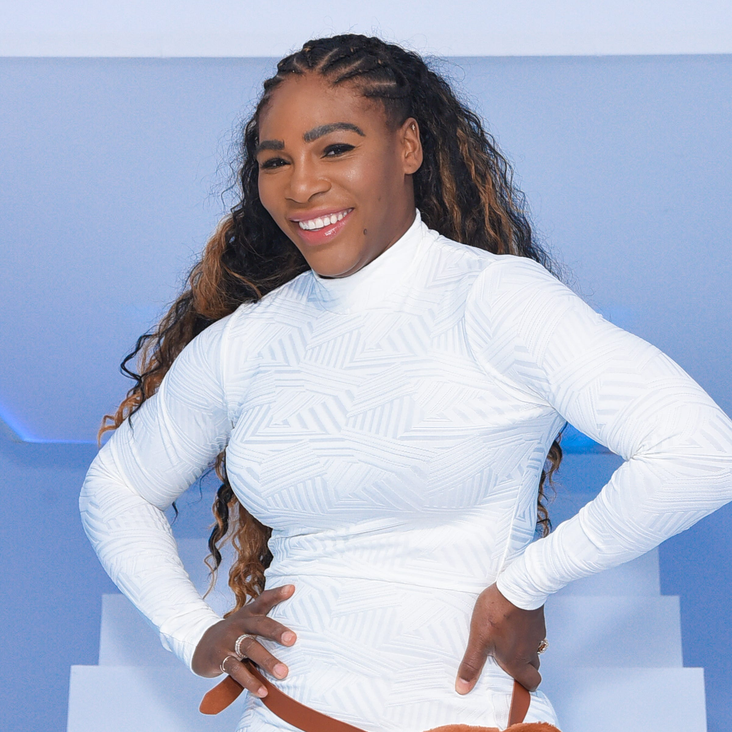 Serena Williams at Beautycon in LA.