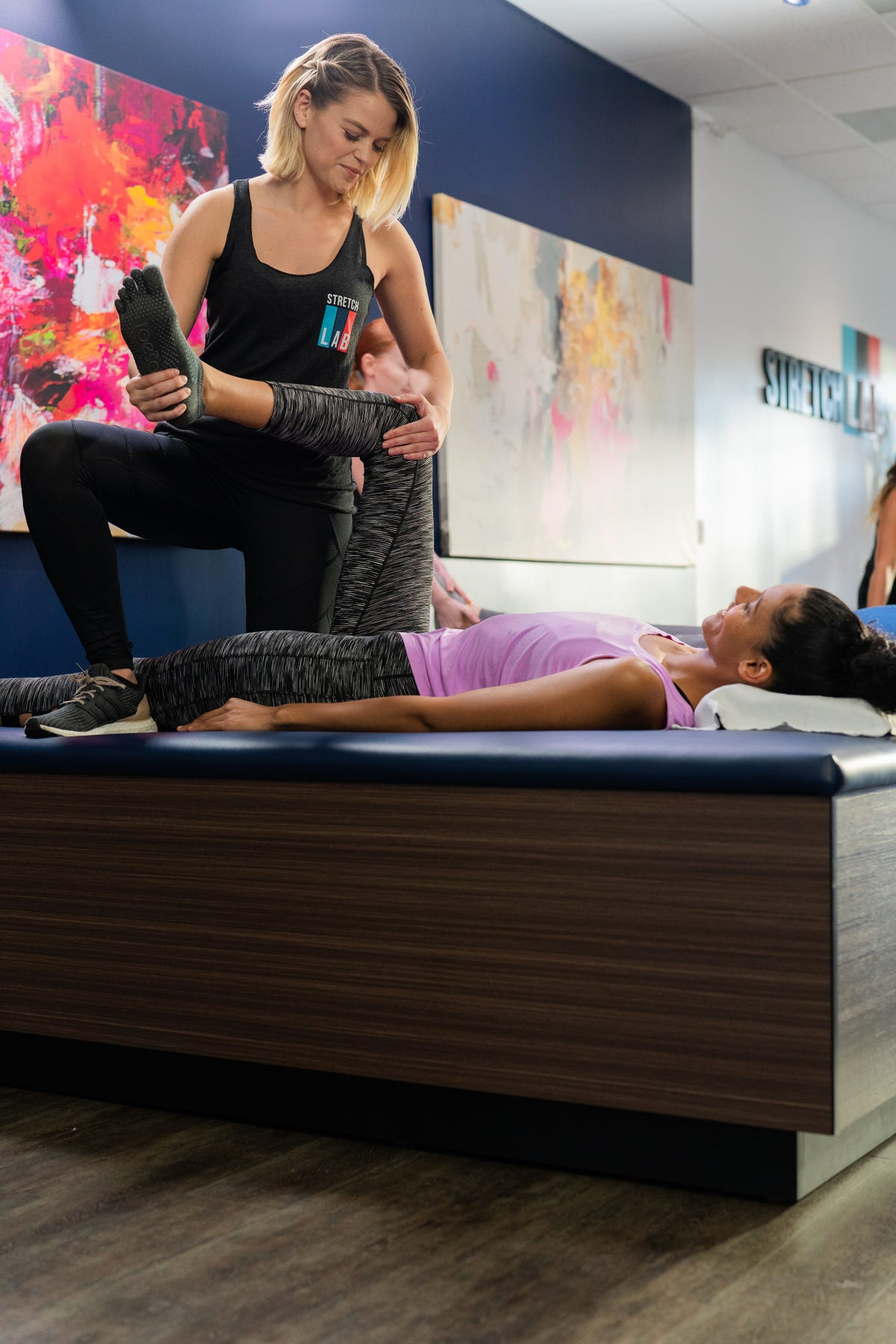 Once an ignored end of a workout session, stretching is now