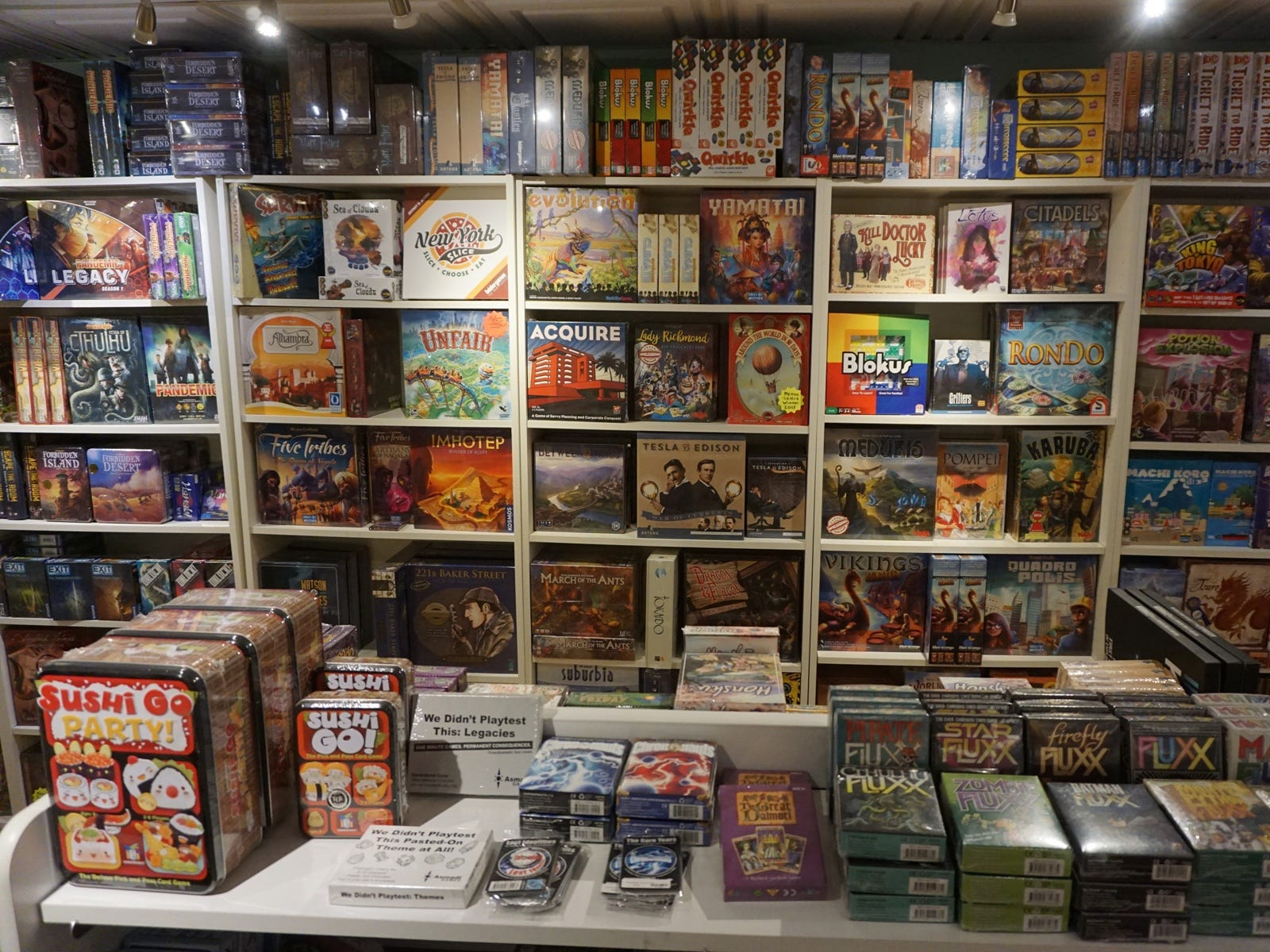 It's easy to get lost in the world of fantasy and role-playing at Labyrinth Games & Puzzles in Washington, D.C. Not only does it stock an ample inventory of games and supplies, but the shop also hosts a ton of events, tournaments and workshops.