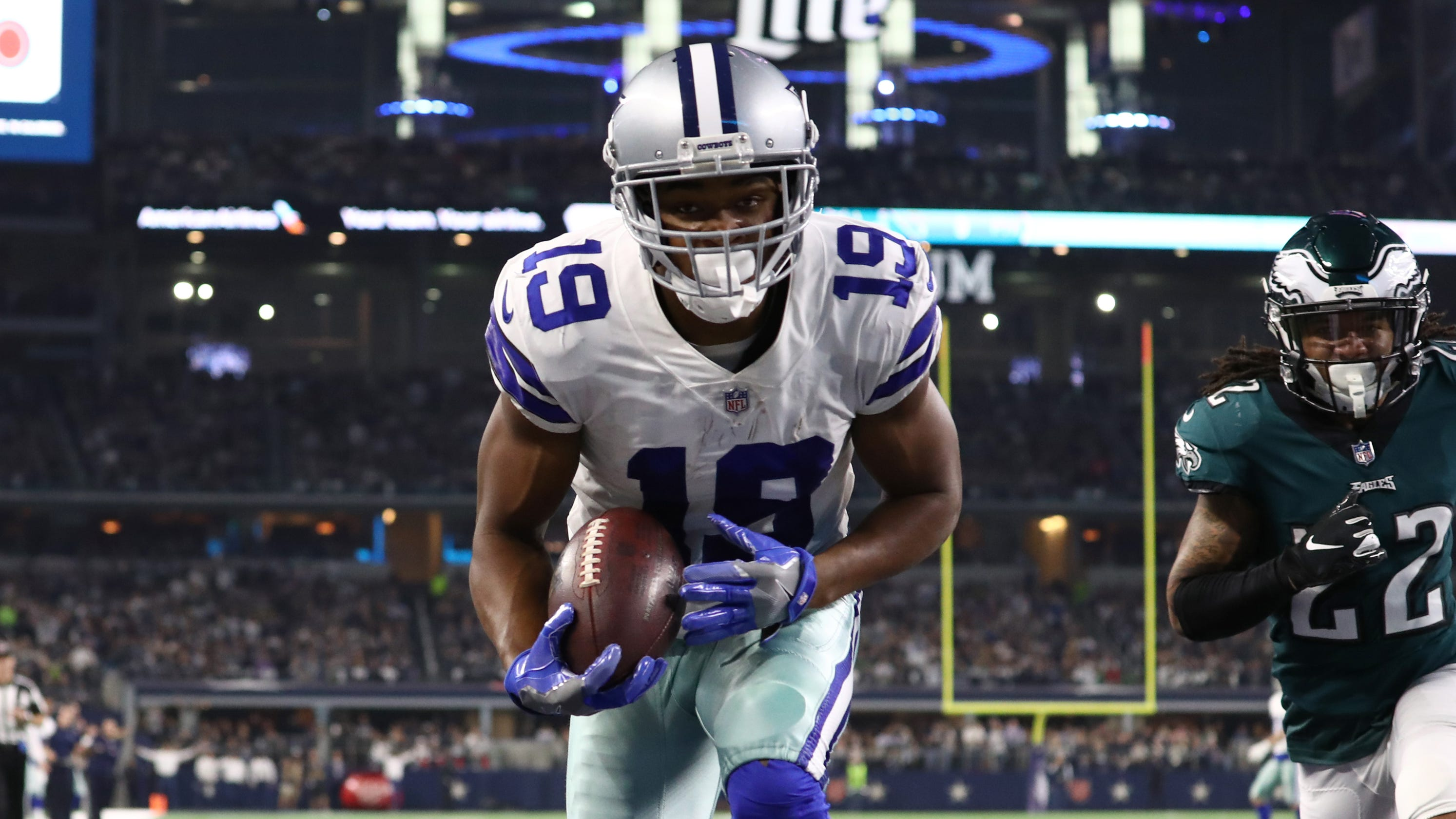 Amari Cooper scorches Eagles as Cowboys net crucial NFC East win in OT 84d26dbf8